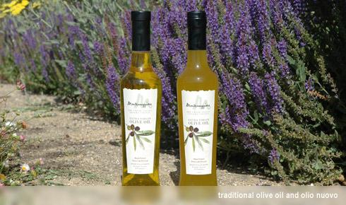 Montemaggiore Extra Virgin Olive Oil