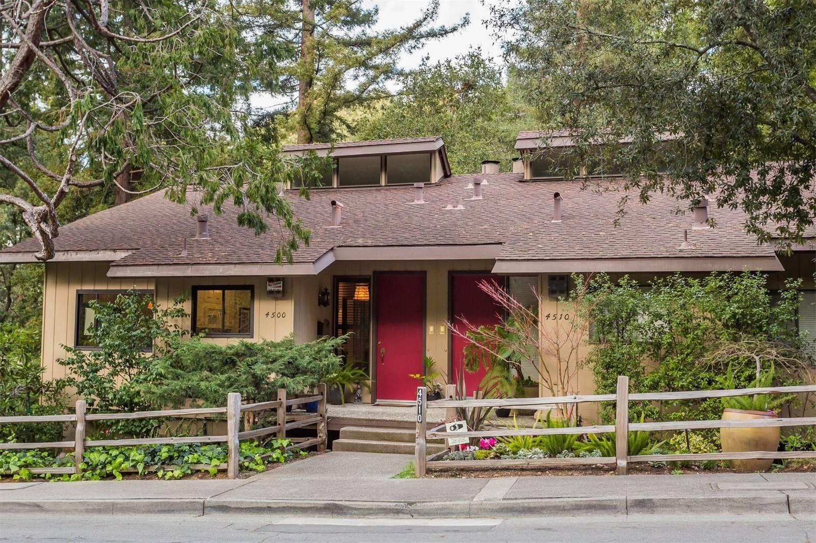 4500 Clarewood Drive, Oakland, CA 94618 Michael Thompson, Realtor